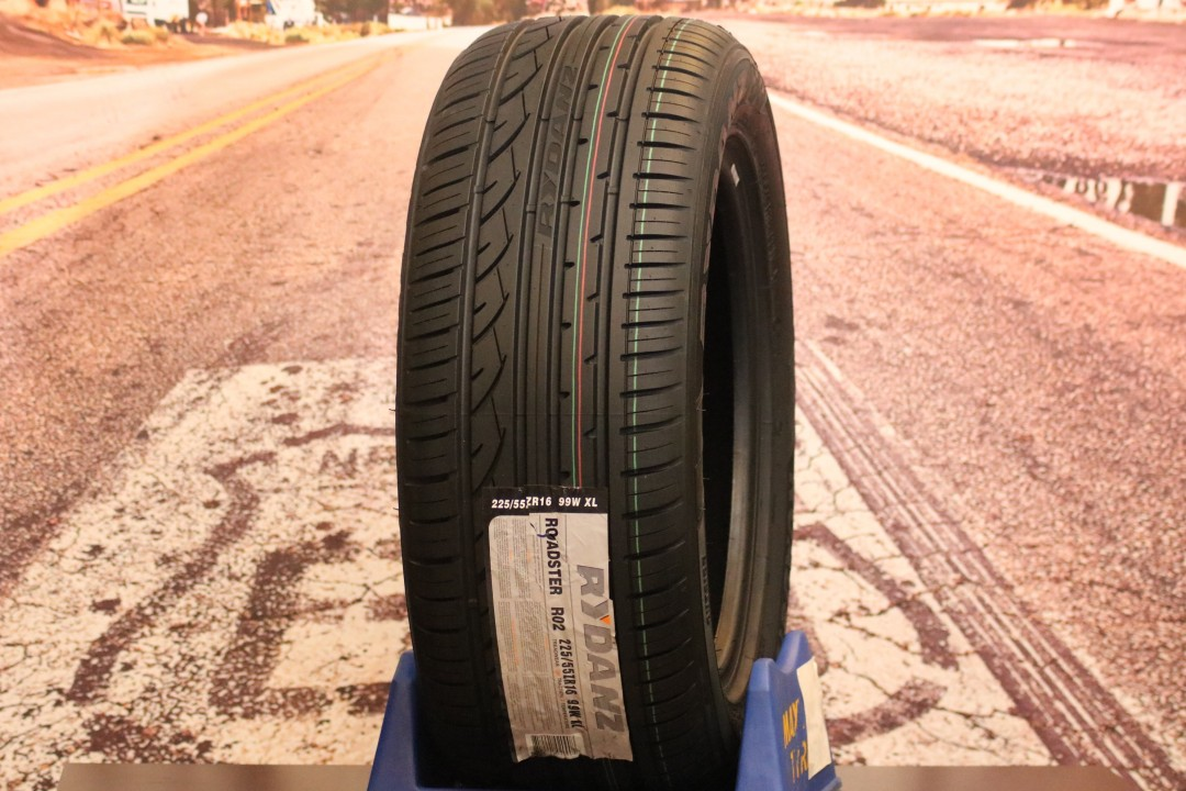 Rydanz-ROADSTER R02 UHP-225/55R16-99W