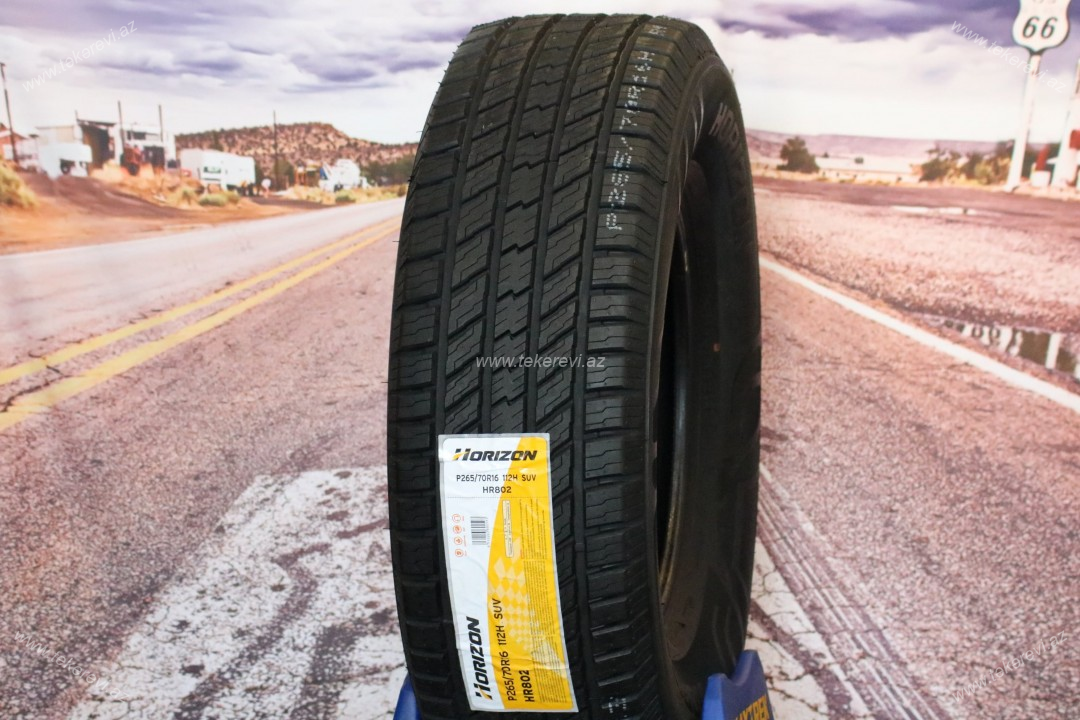 Horizon HR802 265/70R16