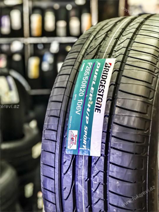 Bridgestone Dueler HP Sport 265/50R20