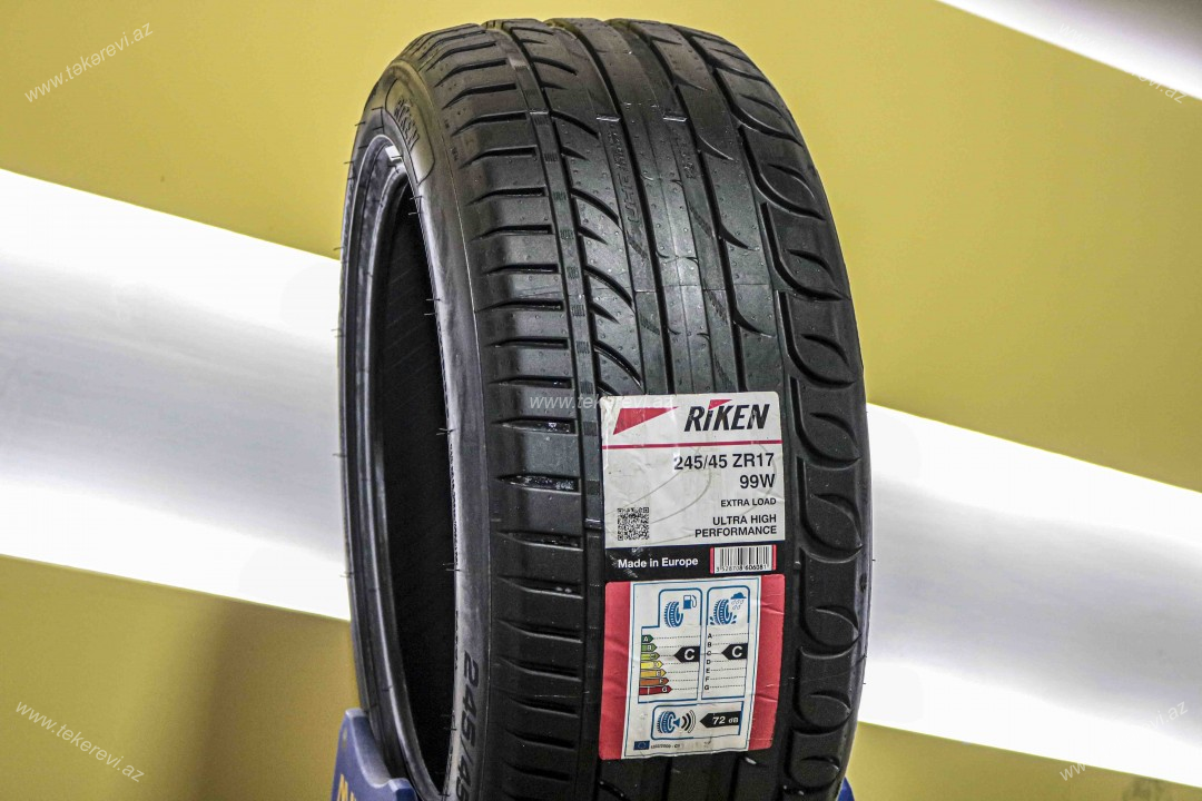 Riken Ultra High Performance 245/45R17