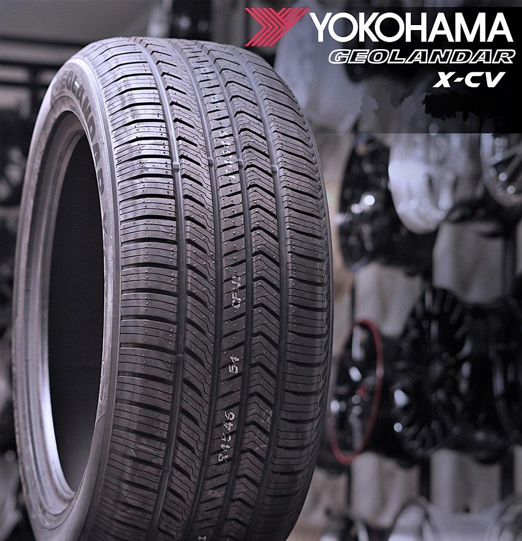 Yokohama Geolandar X-CV G057 295/40R21