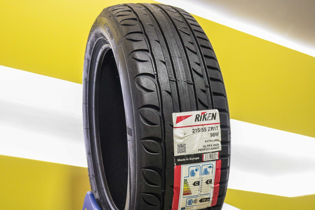 Riken Ultra High Performance 215/55R17