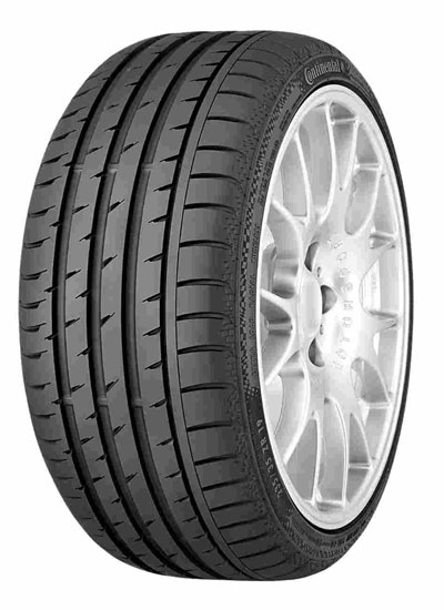 Continental ContisportContact 3 245/40R18