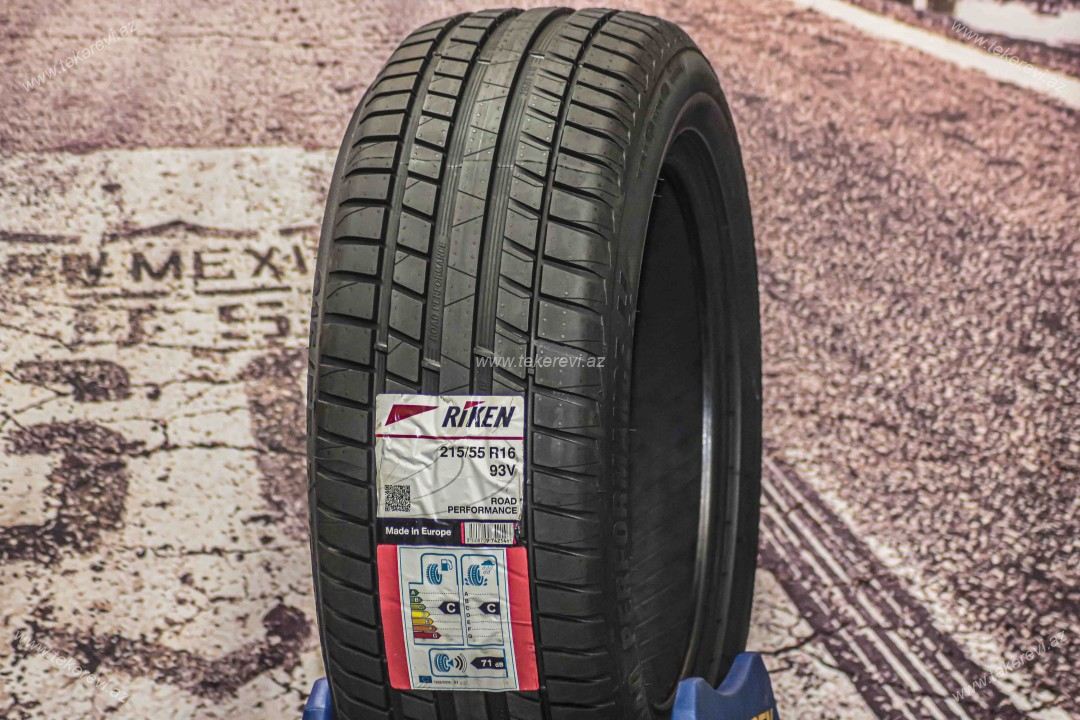 Riken Road Performance 215/55R16