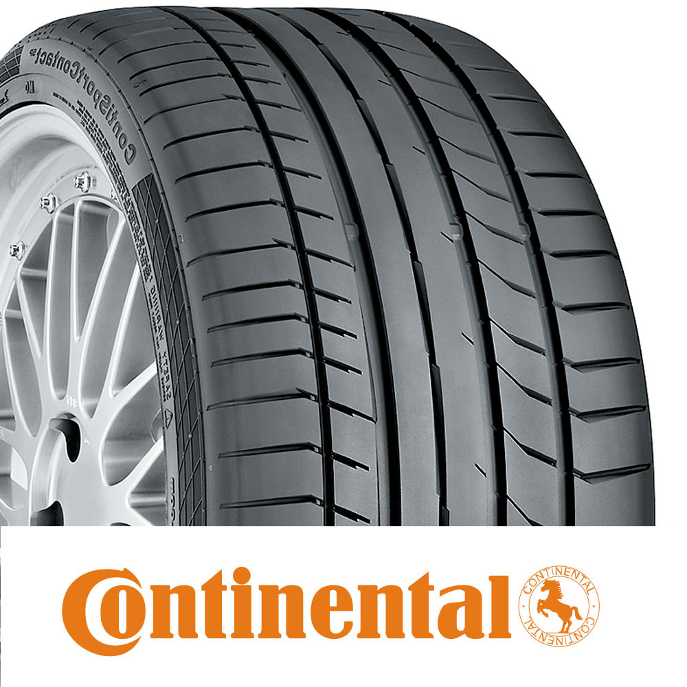 Continental ContiSportContact 5P 285/45R21