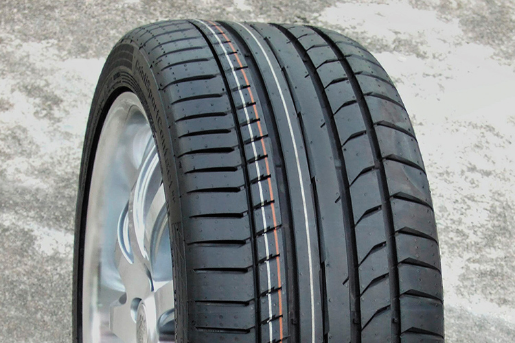 Continental ContiSportContact 5 225/55R17