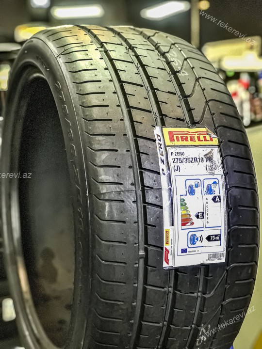 Pirelli Pzero 275/35R19