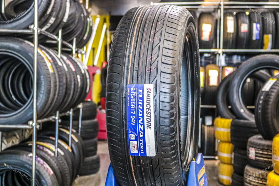 Bridgestone Turanza T001 215/55R17