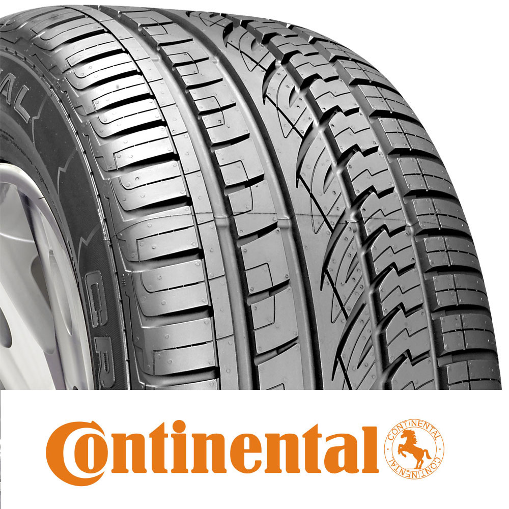 Continental ContiCrossContact UHP 295/35R21