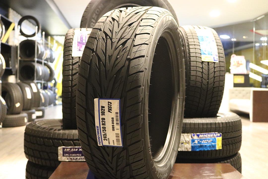 Toyo Tires PXST3 245/50R20 102V