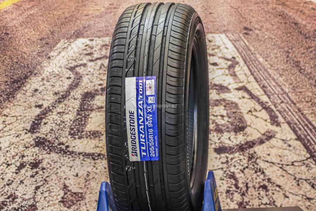 Bridgestone Turanza T001 205/55R16