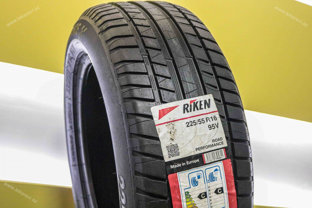 Riken Road Performance 215/60R16