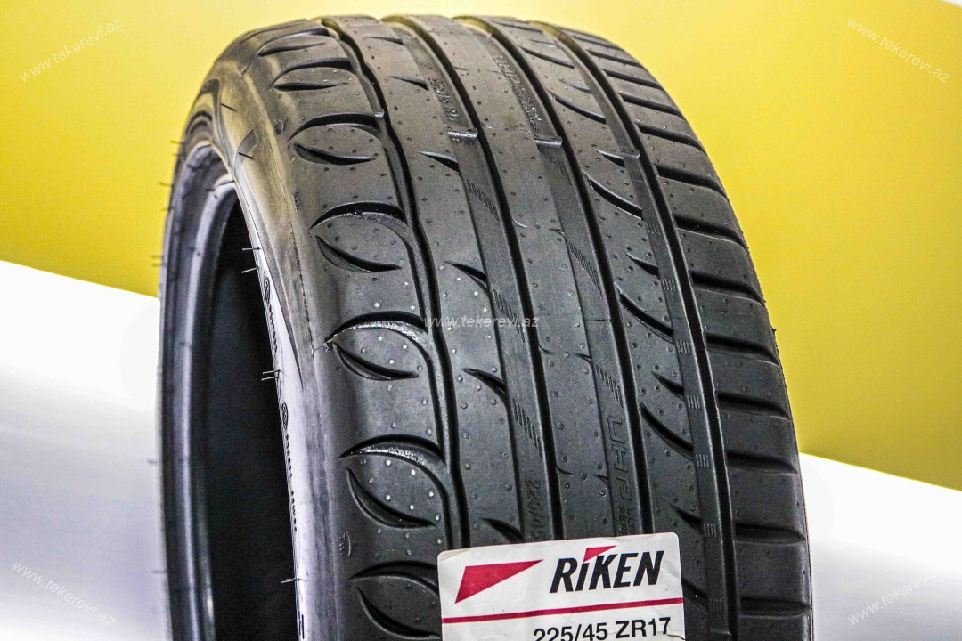 Riken Ultra High Performance 225/45R17