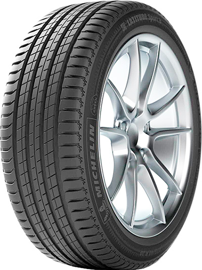 Michelin Latitude Tour HP 285/60R18 102V