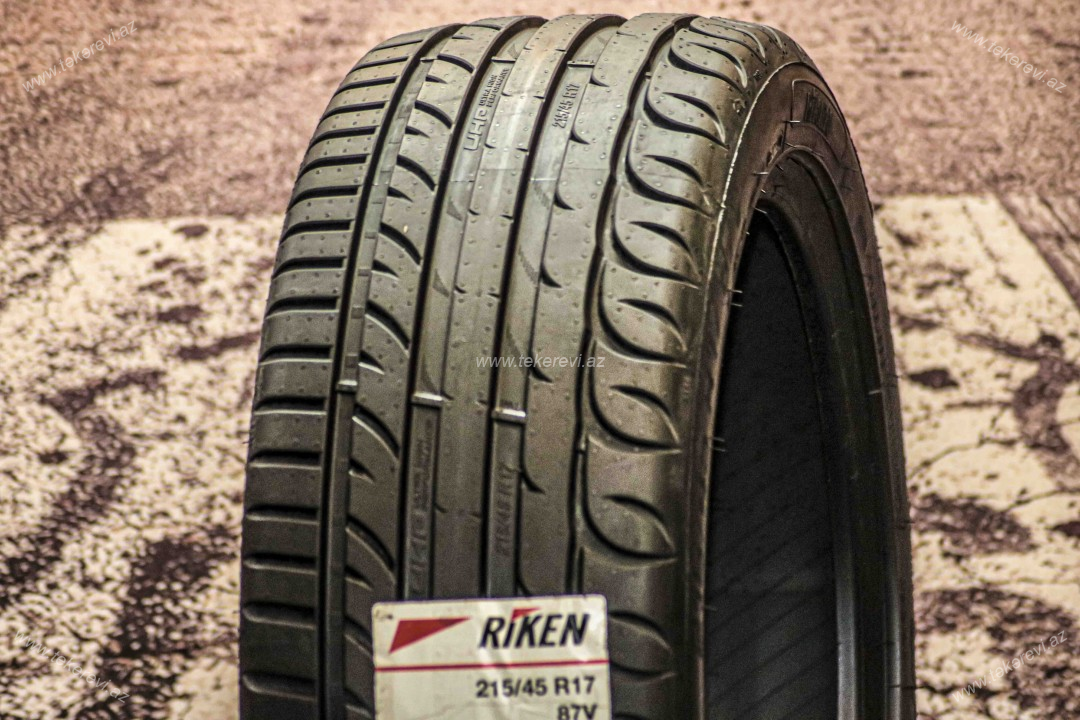 Riken Ultra High Performance 215/45R17