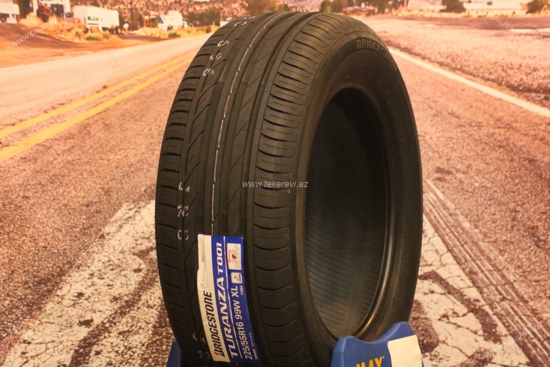 Bridgestone-Turanza T001-225/55R16-99W