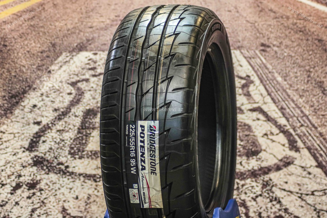 Bridgestone Potenza RE003 Adrenalin 225/55R16