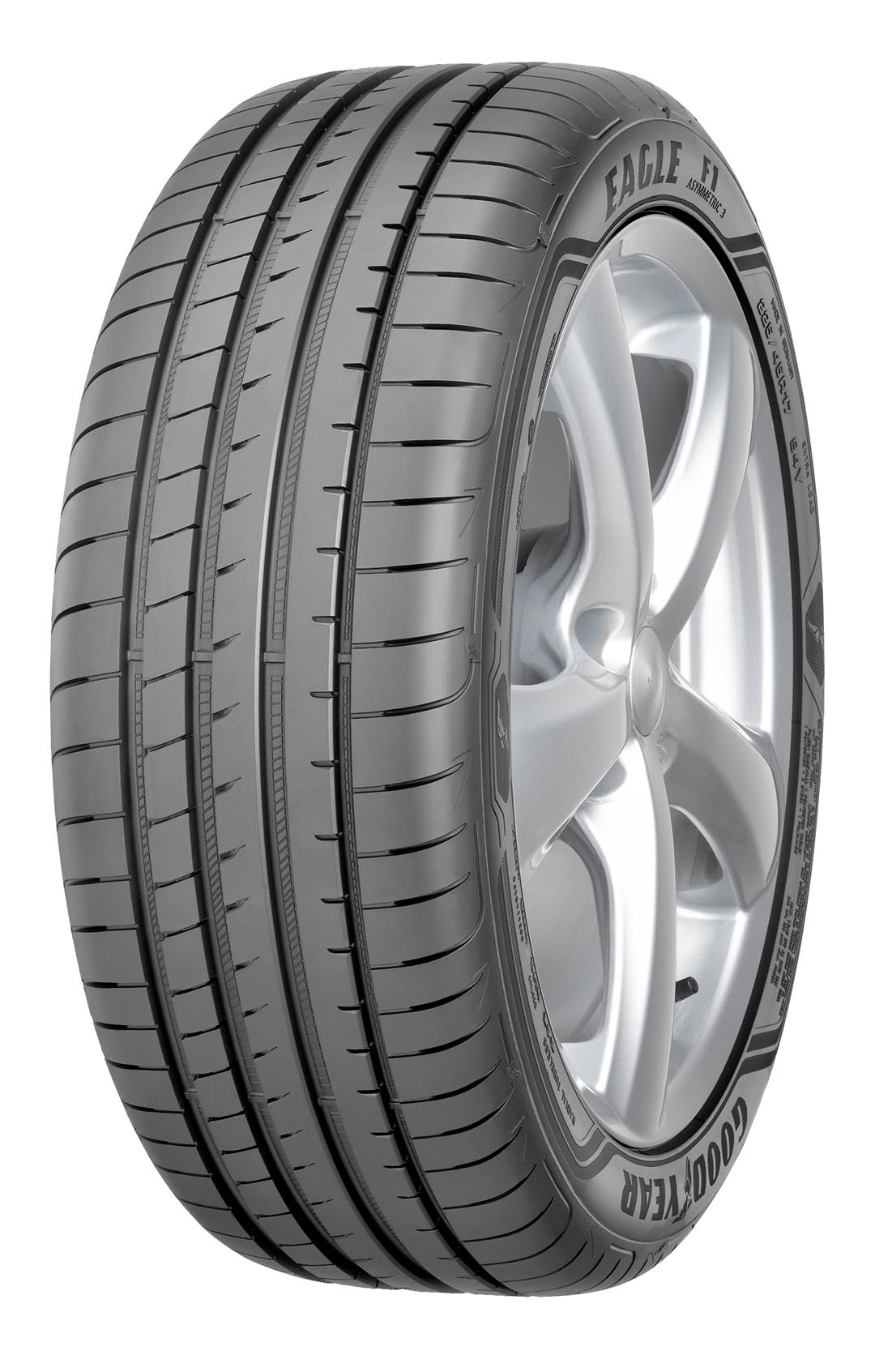 Good Year F1 Asymmetric 3 215/45R17 91Y