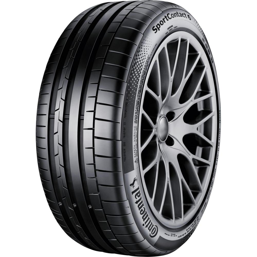 Continental ContiComfortContact CC6 255/55R20
