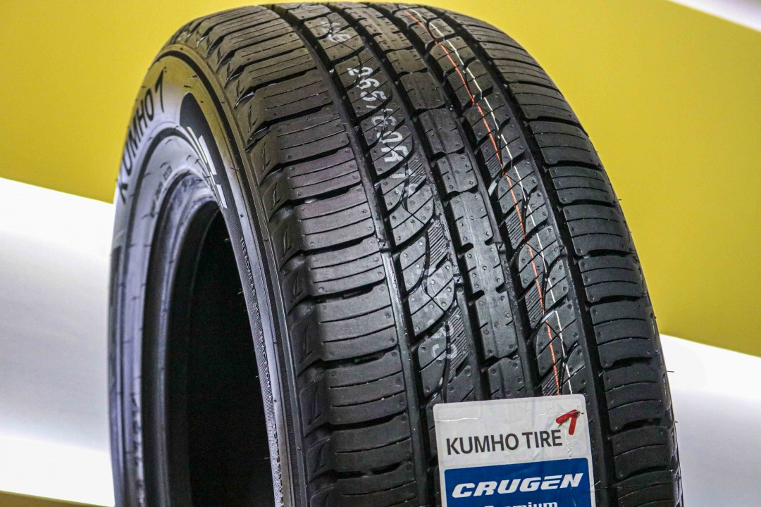 Kumho Crugen Premium KL33 265/60R18