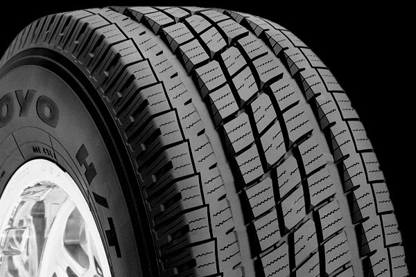 Toyo Tires OPEN COUNTY 245/55R19 103S H/T