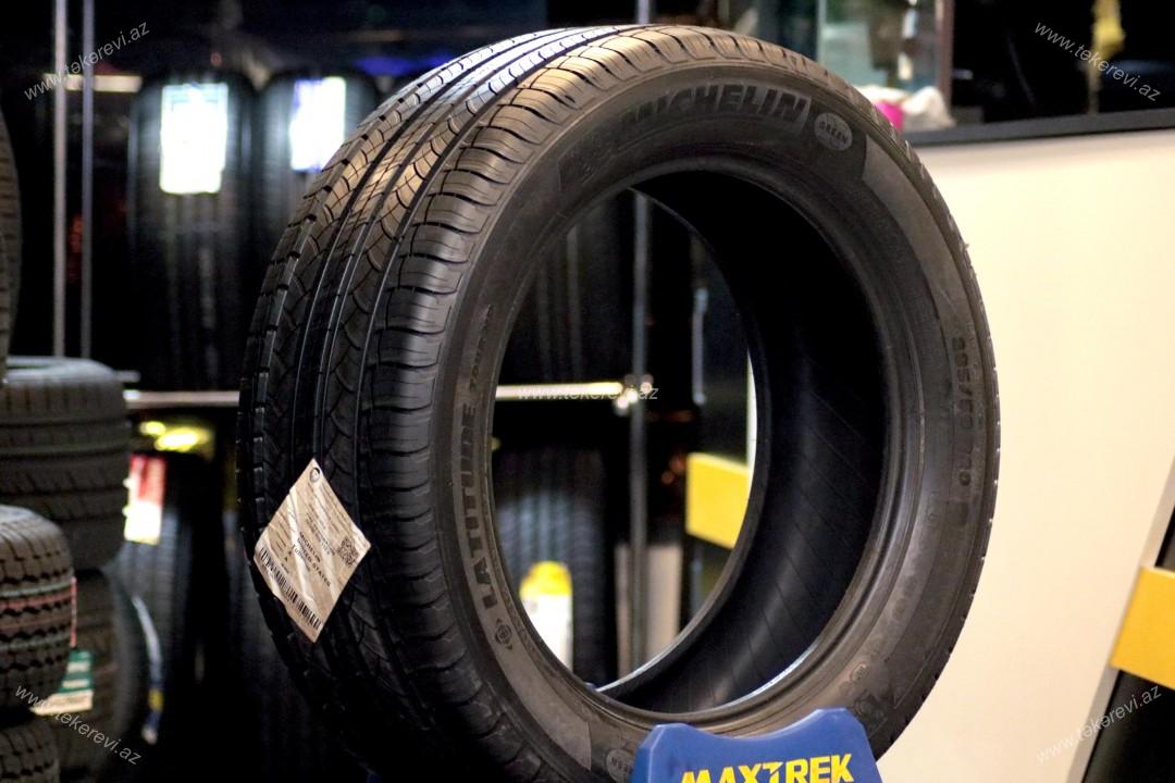 Michelin-Latitude Tour HP-285/50R20-112V
