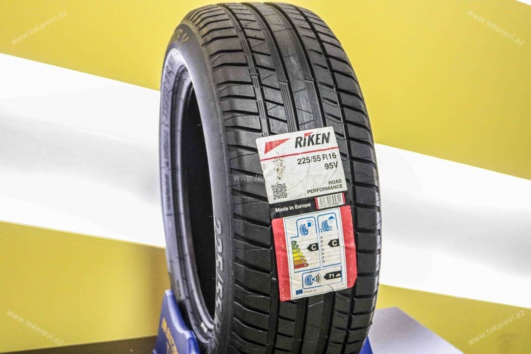 Riken Road Performance 225/55R16