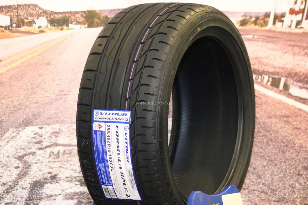 Vitour Formula Spec Z 255/40R19