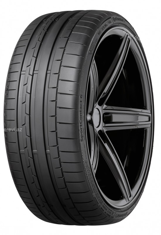 Continental ContiComfortContact CC6 245/40R19