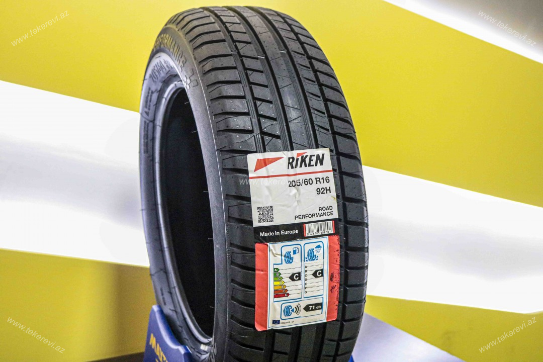 Riken Road Performance 205/60R16