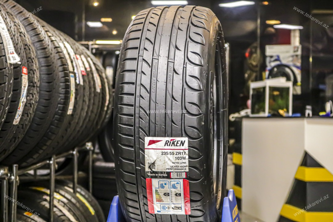 Riken Ultra High Performance 235/55R17