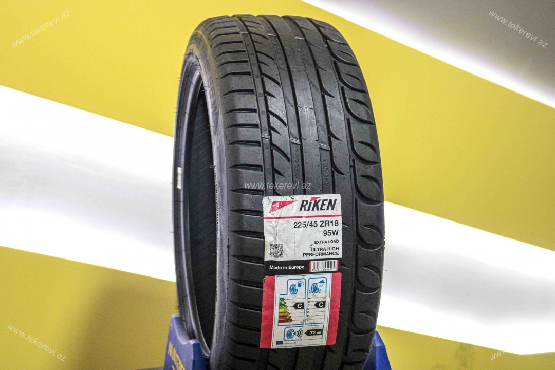 Riken Ultra High Performance 225/45R18