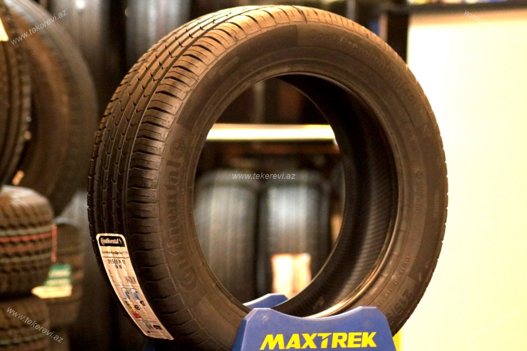 Continental-ContiSportContact 5-215/55R17-94W