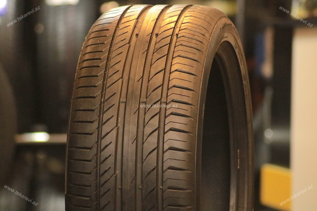 Continental ContiSportContact 5 255/40R20