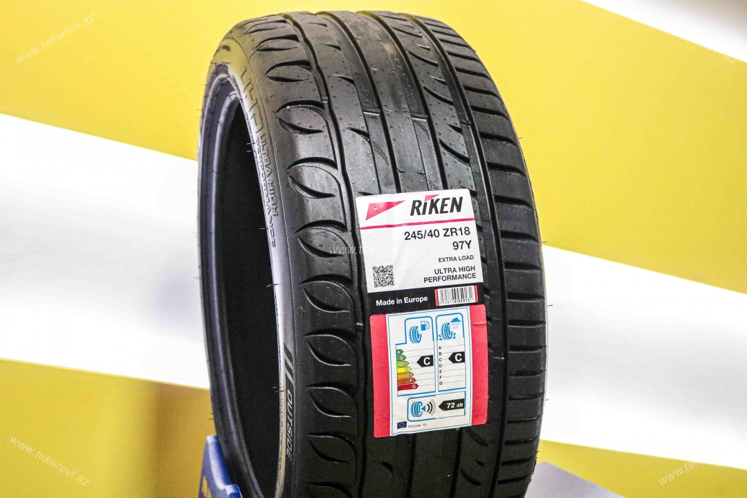 Riken Ultra High Performance 245/40R18