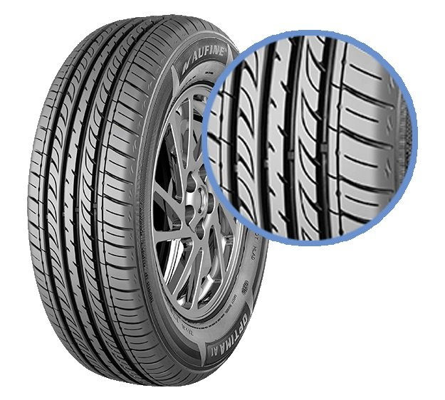 Aufine-Optima A1-205/40R17-84W XL