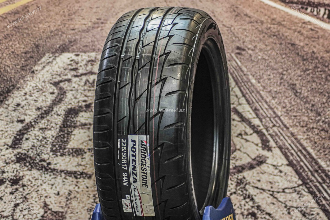 Bridgestone Potenza RE003 Adrenalin 225/50R17