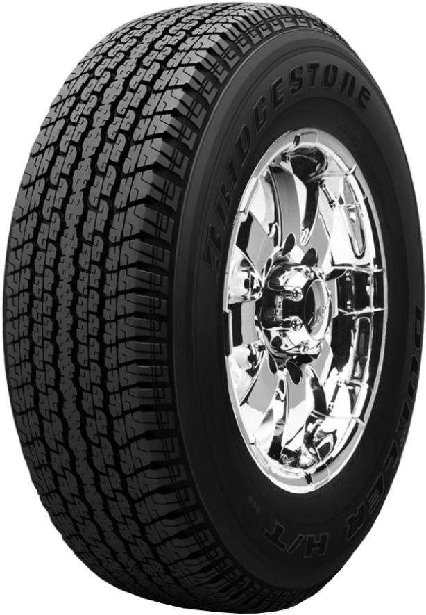 Bridgestone-Dueller H/T D689-275/70R16-114T