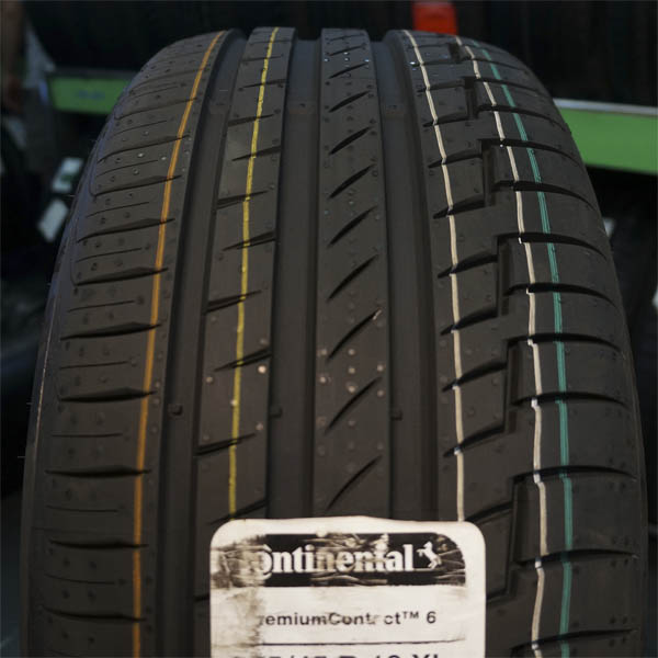 Continental ContiPremiumContact 6 275/50R21
