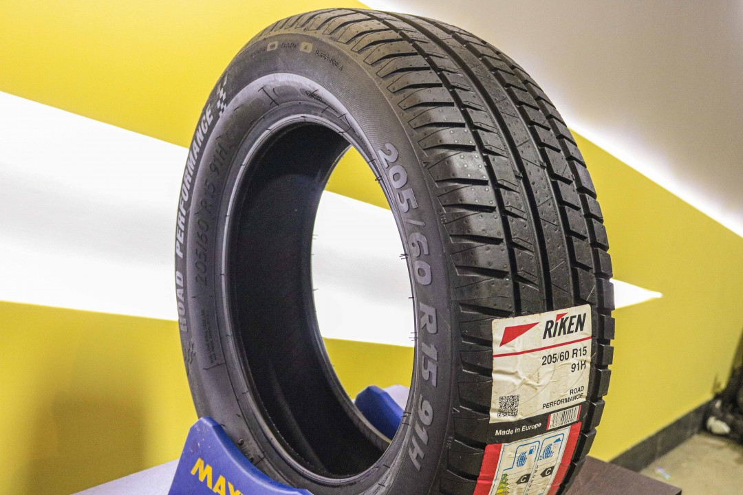 Riken -Road Performance-205/60R15-91H