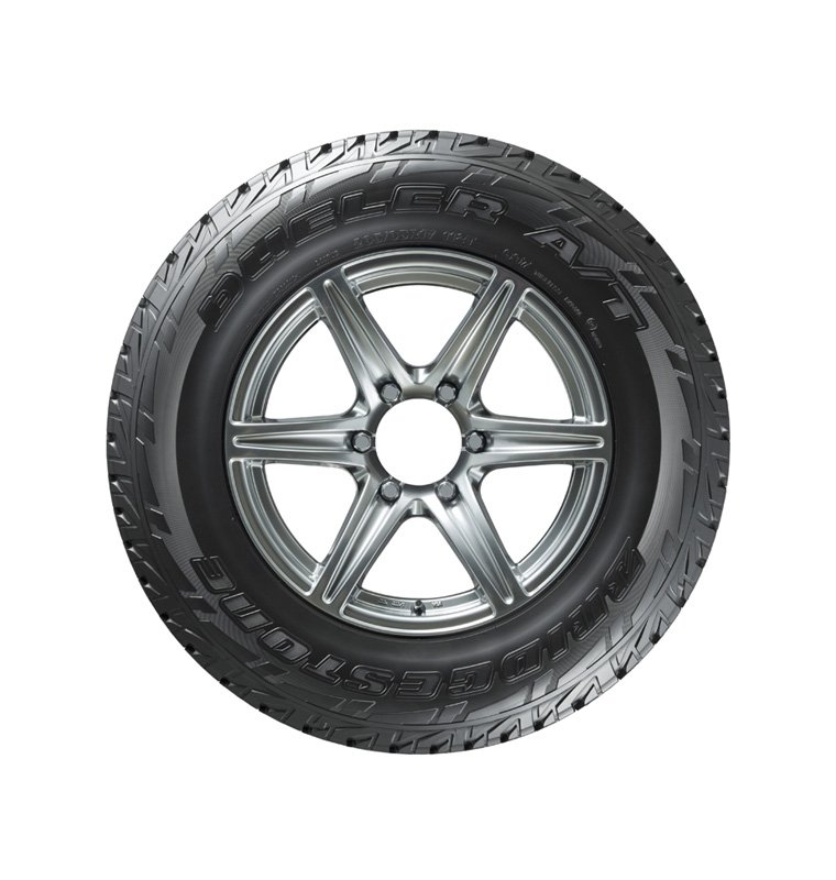 Bridgestone-DUELER A/T 697-265/60R18-114S
