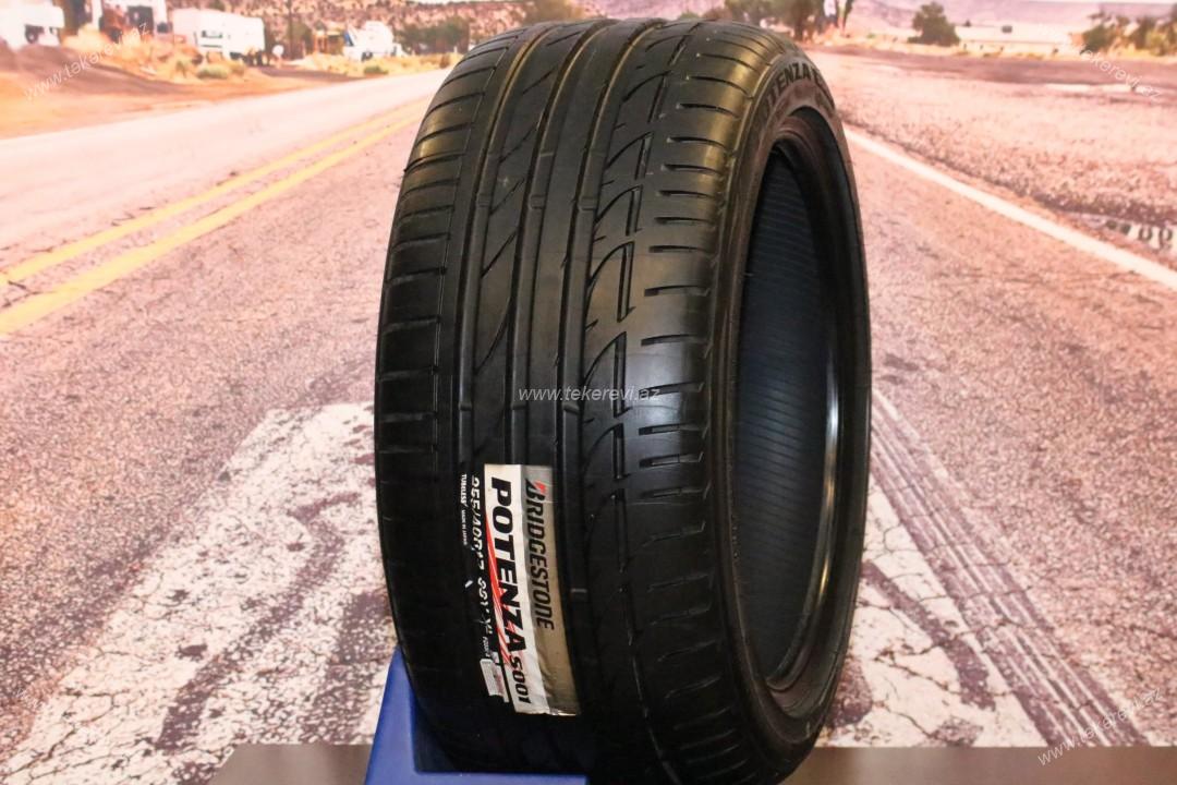 Bridgestone Potenza ES001 255/40R17