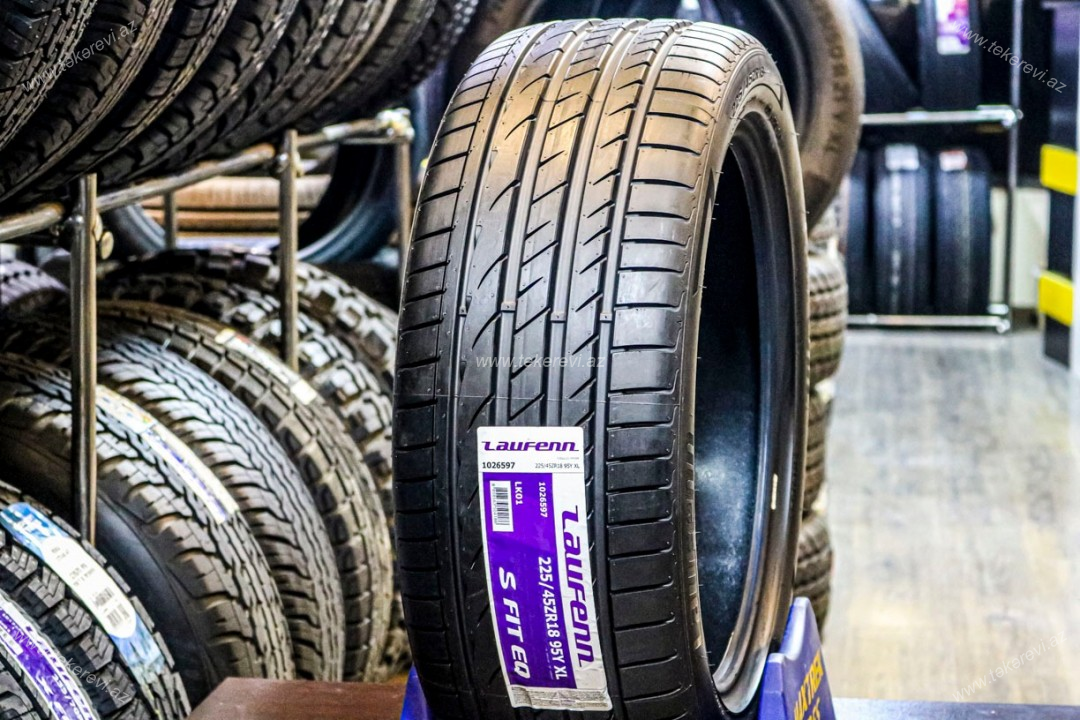 Laufenn S FİT EQ LK01 225/45R18