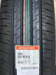 Bridgestone ALENZA AL(HL)-33 225/60R18