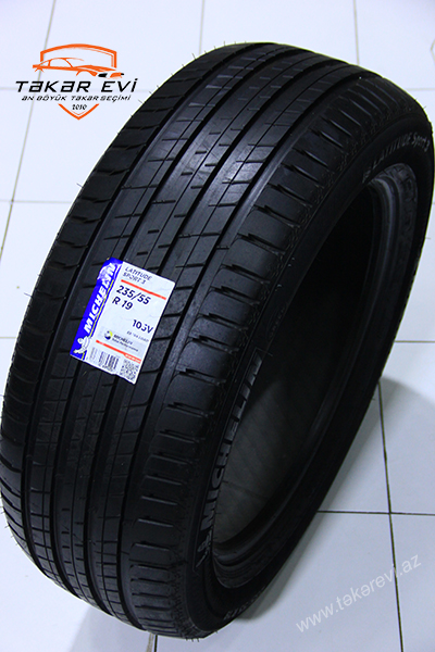 Michelin Latitude Sport3 235/55R19