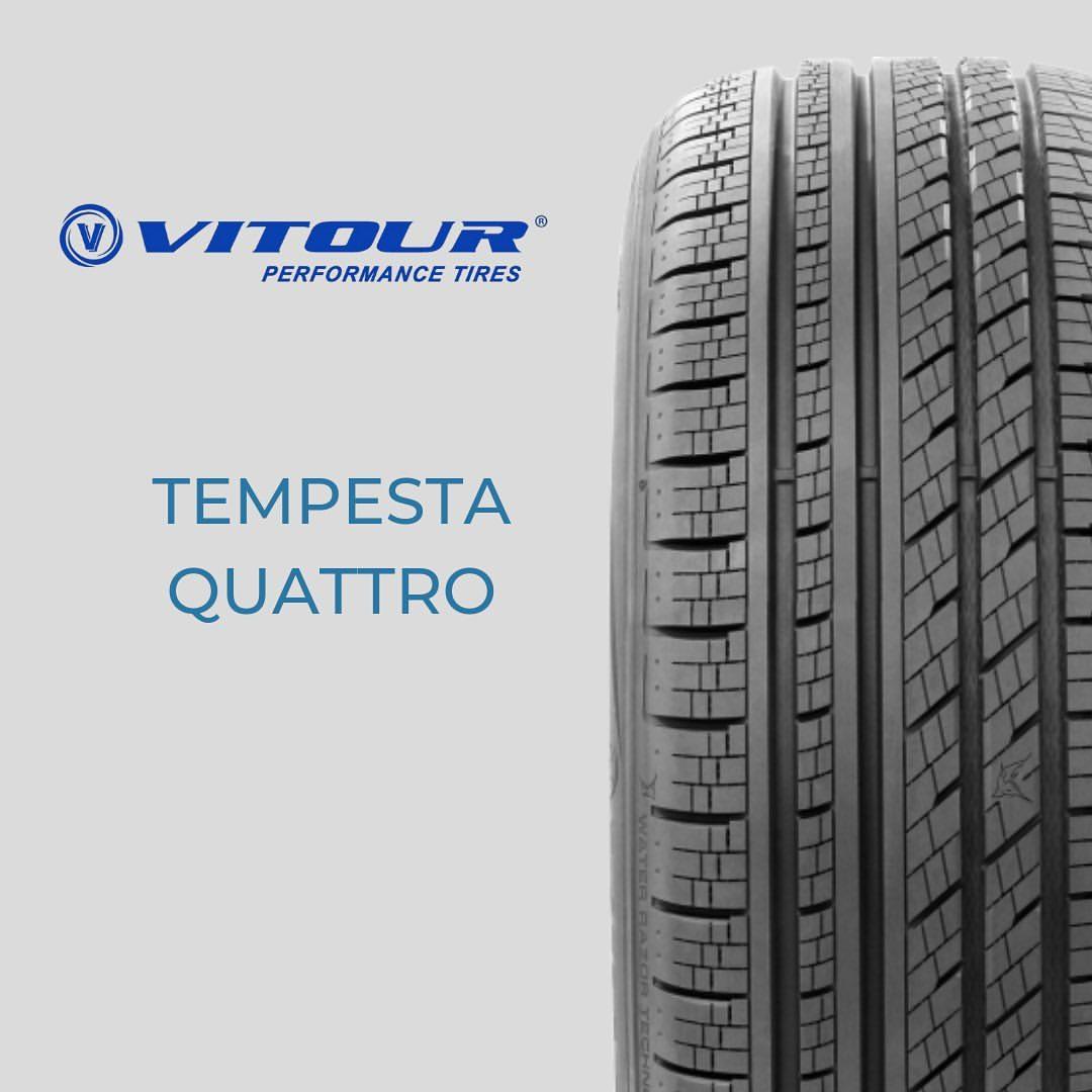 Vitour-Tempesta Quattro -245/45R20-103W X/L