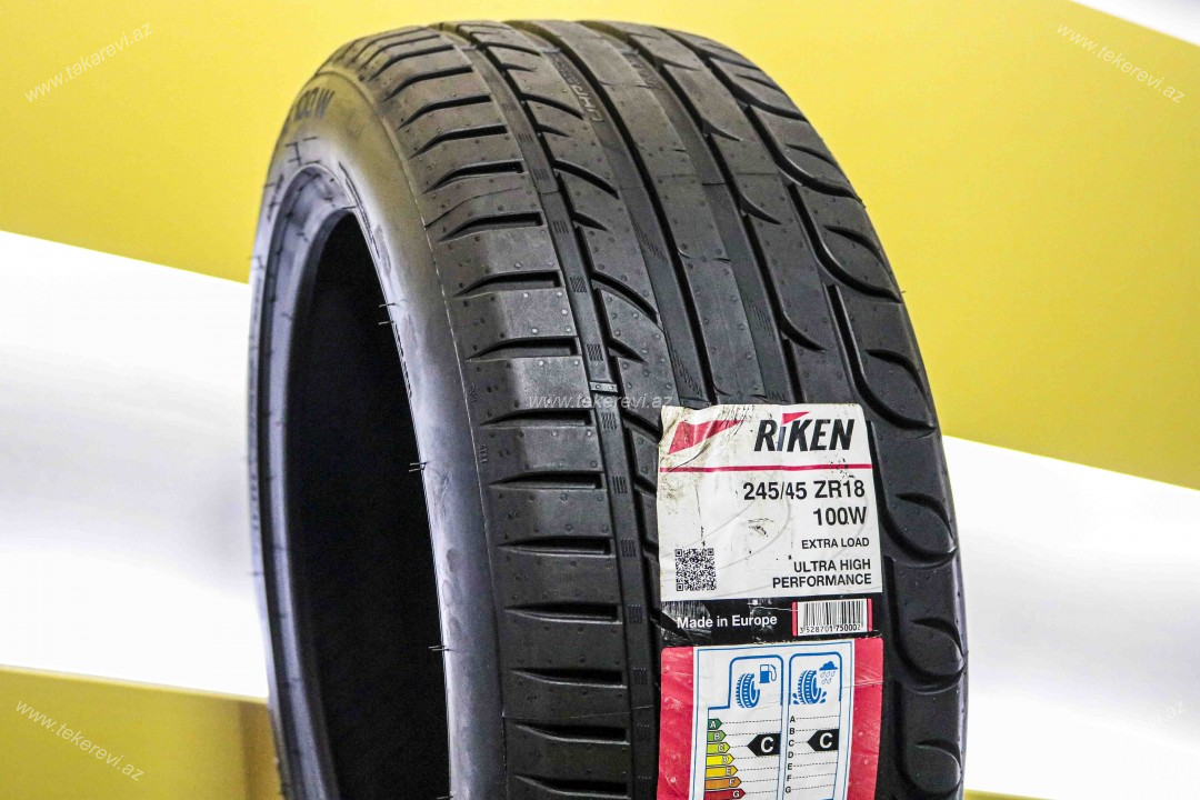 Riken Ultra High Performance 245/45R18