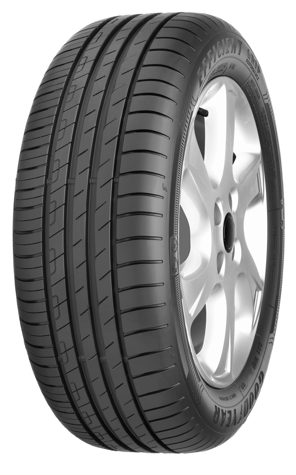 Good Year-Effigrip performance-195/55R16-87H