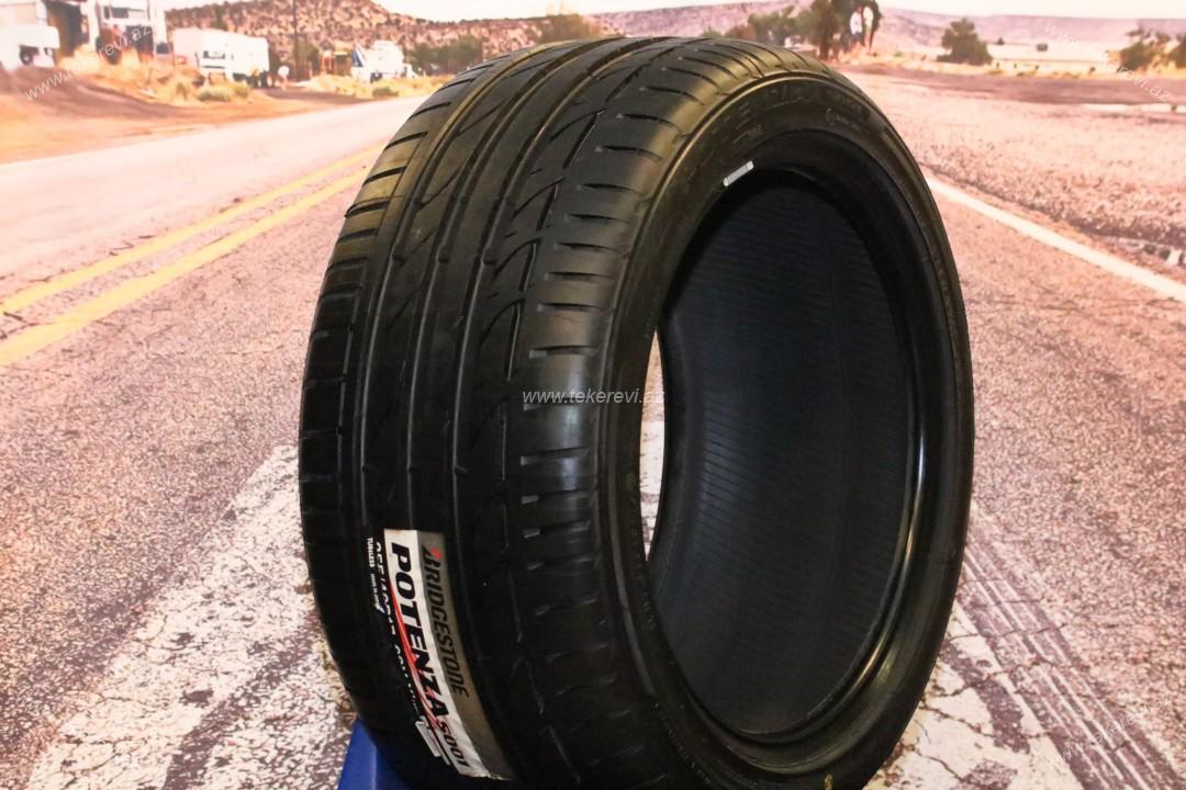 Bridgestone-Potenza ES001-255/40R17-98Y XL