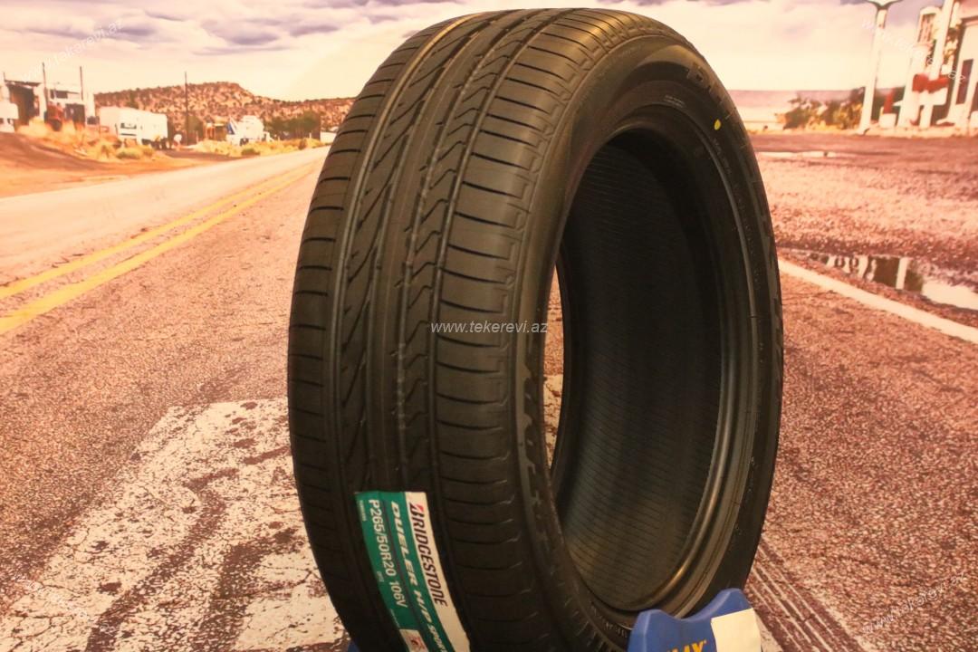 Bridgestone-Dueler HP Sport-265/50R20-106V